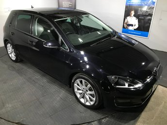 2013 VOLKSWAGEN GOLF 2.0 GT TDI BLUEMOTION TECHNOLOGY 5D 148 BHP £9550.00