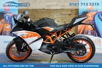 USED 2016 66 KTM RC 125 RC 125 16 - ABS