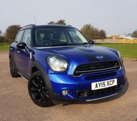 USED 2015 15 MINI COUNTRYMAN 2.0 COOPER SD ALL4 5d 141 BHP