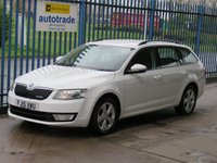 USED 2015 15 SKODA OCTAVIA 1.6 SE BUSINESS GREENLINE III TDI CR 5d 109 BHP Finance arranged Part exchange available Open 7 days