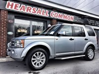 2007 LAND ROVER DISCOVERY 2.7 3 TDV6 SE 5d AUTO 188 BHP £7800.00