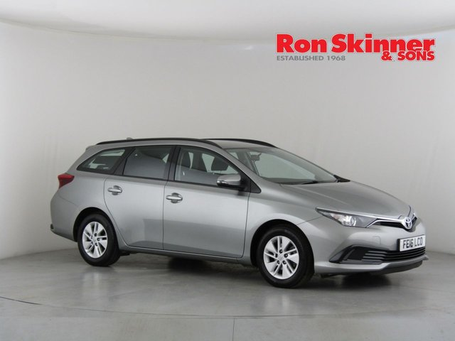 View our 2016 16 TOYOTA AURIS 1.4 D-4D ACTIVE TOURING SPORTS 5d 89 BHP