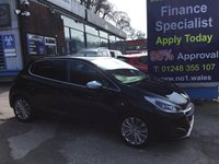 2015 PEUGEOT 208 1.6 BLUE HDI S/S ALLURE 5d 100 BHP, only 30000 miles £7995.00