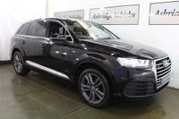 USED 2015 65 AUDI Q7 3.0 TDI S line Tiptronic quattro (s/s) 5dr VALCONA LEATHER! EURO 6!