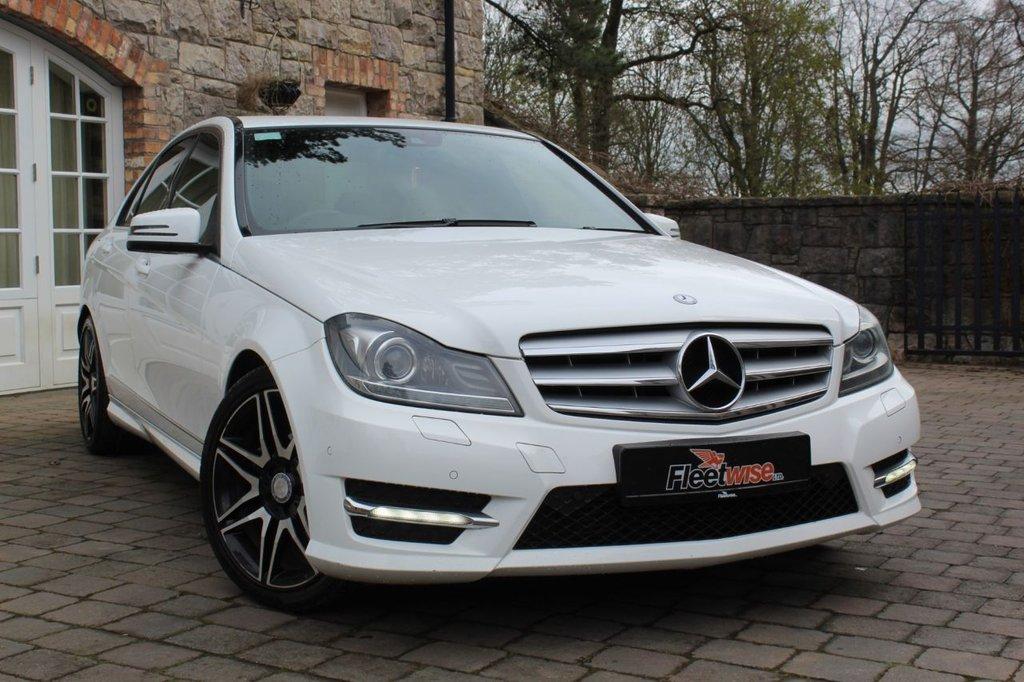 Mercedes-Benz C-Class C250 CDI Blueefficiency Amg Sport Plus
