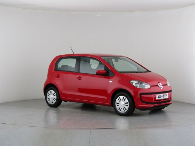 View our 2014 14 VOLKSWAGEN UP 1.0 MOVE UP 5d 59 BHP