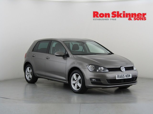 View our 2016 65 VOLKSWAGEN GOLF 1.6 MATCH TDI BLUEMOTION TECHNOLOGY 5d 109 BHP