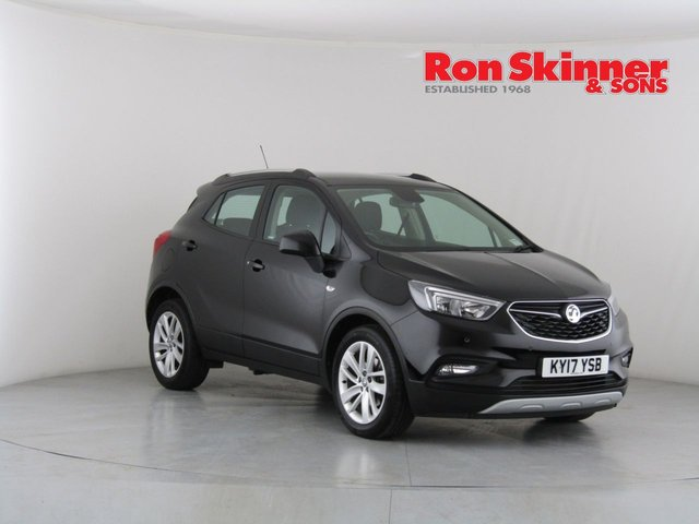 View our 2017 17 VAUXHALL MOKKA X 1.4 ACTIVE S/S 5d 138 BHP