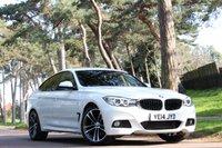 2014 BMW 3 SERIES 2.0 320D M SPORT GRAN TURISMO 5d 184 BHP £15950.00