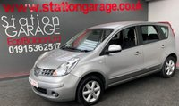 USED 2008 58 NISSAN NOTE 1.6 ACENTA 5d 109 BHP