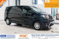 2018 TOYOTA PROACE 1.6 L1 COMFORT *LONG WARRANTY REMAINING* £14995.00