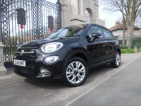 USED 2015 65 FIAT 500X 1.4 MULTIAIR POP STAR 5d 140 BHP ****FINANCE ARRANGED****PART EXCHANGE WELCOME***1OWNER*SERVICE HISTORY*REAR PS*BTOOTH*CRUISE*USB*AUX