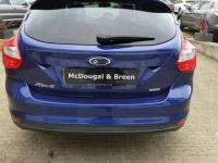 USED 2014 14 FORD FOCUS 1.0 SCTi EcoBoost Zetec 5dr APPEARENCE PACK  LOW ROAD TAX