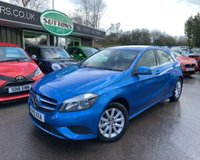 2015 MERCEDES-BENZ A-CLASS 1.5 A180 CDI BLUEEFFICIENCY SE 5d AUTO 109 BHP £12489.00