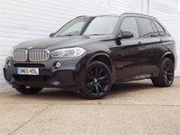 2015 BMW X5 2.0 XDRIVE40E M SPORT 5d AUTO 242 BHP £26989.00