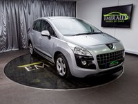 USED 2010 60 PEUGEOT 3008 1.6 SPORT HDI 5d 112 BHP £0 DEPOSIT FINANCE AVAILABLE, AIR CONDITIONING, CLIMATE CONTROL, CRUISE CONTROL, ELECTRONIC PARKING BRAKE, GEARSHIFT PADDLES, PARKING SENSORS, STEERING WHEEL CONTROLS, TRIP COMPUTER