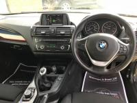 USED 2013 63 BMW 1 SERIES 2.0 116d Sport Sports Hatch (s/s) 3dr ONE OWNER FULL SERVICE HISTORY