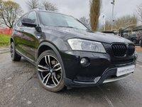 2011 BMW X3 2.0 XDRIVE20D SE 5d 181BHP £9290.00