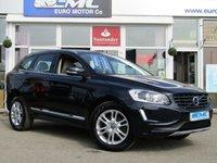 2016 VOLVO XC60 2.0 D4 SE LUX NAV 5d AUTO 188 BHP £17495.00