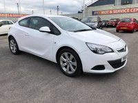 USED 2016 16 VAUXHALL ASTRA 1.4 GTC SPORT S/S 3d 118 BHP GOT A POOR CREDIT HISTORY * DON'T WORRY * WE CAN HELP * APPLY NOW *