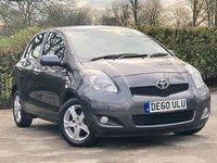 2010 TOYOTA YARIS 1.0 TR VVT-I 5d 68 BHP £4295.00