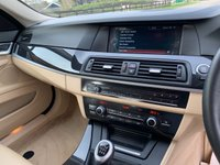 USED 2013 13 BMW 5 SERIES 2.0 520D SE 4d 181 BHP