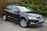 USED 2014 64 VOLKSWAGEN POLO 1.2 TSI BlueMotion Tech SE Hatchback 5dr Petrol Manual (s/s) (107 g/km, 89 bhp) LOW MILEAGE EXAMPLE FSH