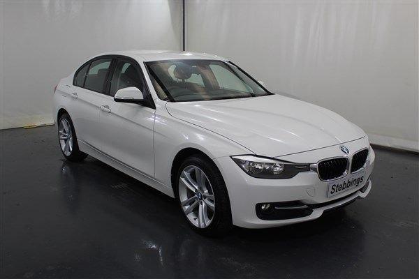 2014 64 BMW 3 SERIES 2.0 320D XDRIVE SPORT 4d 181 BHP