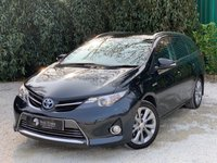 USED 2014 14 TOYOTA AURIS 1.8 VVT-I EXCEL 5d AUTO 98 BHP PANO ROOF
