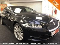 2013 JAGUAR XJ 3.0D V6 TURBO DIESEL PORTFOLIO 8 SPEED AUTO £15650.00