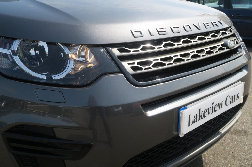 USED 2016 16 LAND ROVER DISCOVERY SPORT 2.0 TD4 SE 5d 180 BHP