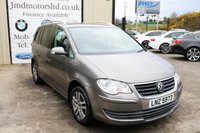 7c94b5c9a3 2008 VOLKSWAGEN TOURAN 1.9 SE TDI 5d 103 BHP (FINANCE   WARRANTY) £3450.00