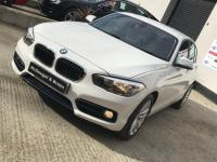 USED 2015 65 BMW 1 SERIES 1.5 116d Sport Sports Hatch (s/s) 5dr WWW.MCDOUGALBREEN.CO.UK 80CARS