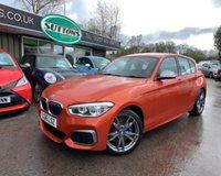 2016 BMW 1 SERIES 3.0 M135I 5d 322 BHP £18489.00