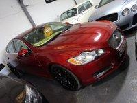 USED 2009 02 JAGUAR XF 3.0 V6 LUXURY 4d AUTO 240 BHP