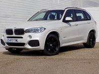 2017 BMW X5 2.0 XDRIVE25D M SPORT 5d AUTO 231 BHP £31989.00