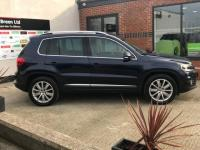 USED 2015 65 VOLKSWAGEN TIGUAN 2.0 TDI BlueMotion Tech Match Edition (s/s) 5dr WWW.MCDOUGALBREEN.CO.UK 80CARS