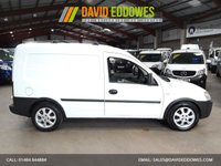 USED 2003 03 VAUXHALL COMBO 1.7 1700 DI 65 BHP VAN *NO VAT* '' YOU'RE IN SAFE HANDS  ''  WITH THE AA DEALER PROMISE