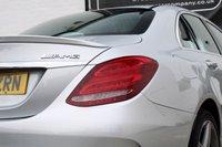USED 2015 T MERCEDES-BENZ C-CLASS 2.1 C220 BLUETEC AMG LINE 4d AUTO 170 BHP