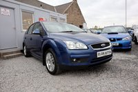 USED 2007 07 FORD FOCUS Ghia 1.8 5dr ( 125 bhp ) Only 2 Previous Owners Low Mileage 12 Months MOT at Point of Sale