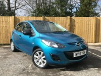 USED 2014 14 MAZDA 2 1.3 SE 5d 74 BHP 1 Owner, Low Road Tax