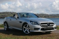 2015 MERCEDES-BENZ SLK 2.1 SLK250 CDI BLUEEFFICIENCY AMG SPORT 2d AUTO 204 BHP £14990.00