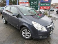 USED 2010 60 VAUXHALL CORSA 1.2 ENERGY CDTI ECOFLEX 5d 73 BHP Buy local price checked , Very economical over 60MPG  New MOT & service prior to sale