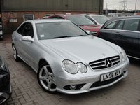 USED 2006 56 MERCEDES-BENZ CLK 1.8 CLK200 KOMPRESSOR SPORT 2d AUTO 161 BHP ANY PART EXCHANGE WELCOME, COUNTRY WIDE DELIVERY ARRANGED, HUGE SPEC
