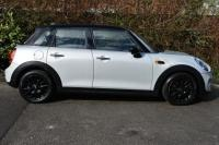 "USED 2016 16 MINI HATCH COOPER 1.5 COOPER D 5d 114 BHP PEPPER PACK 16"" BLACK ALLOYS"