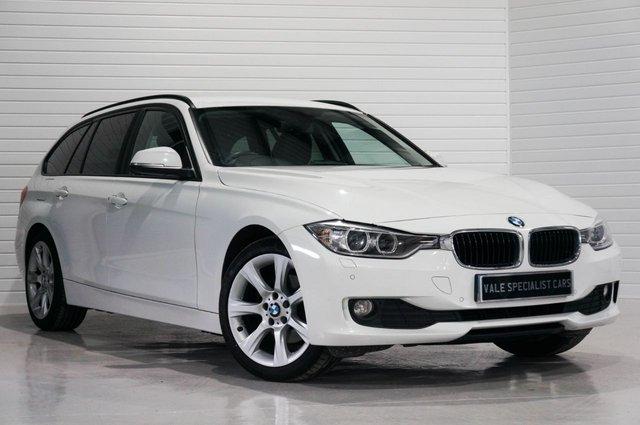 2014 14 BMW 3 SERIES 2.0 320D SE TOURING AUTO (SAT NAV)