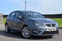 2015 SEAT IBIZA 1.4 ECOTSI FR 5d 148 BHP £8178.00