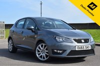 2015 SEAT IBIZA 1.4 ECOTSI FR 5d 148 BHP £8748.00