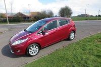 2009 FORD FIESTA 1.2 ZETEC Alloys,Air Con,Very Clean Car £3495.00