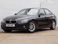 2015 BMW 3 SERIES 2.0 320D EFFICIENTDYNAMICS BUSINESS 4d 161 BHP £8989.00